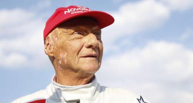 Il tre volte campione del mondo di Formula Uno e uno dei più grandi piloti di tutti i tempi dello sport è morto all'età di 70 anni