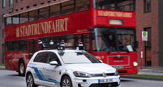 I servizi fanno parte di un accordo che il produttore automobilistico tedesco ha firmato con JAC