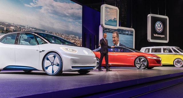 La casa automobilistica di Wolfsburg mostrerà a settembre la concept car della futura ID.2