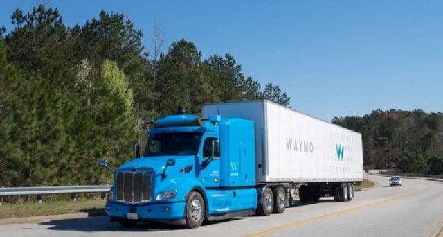 Waymo torna a testare i suoi camion autonomi nelle strade dell'Arizona