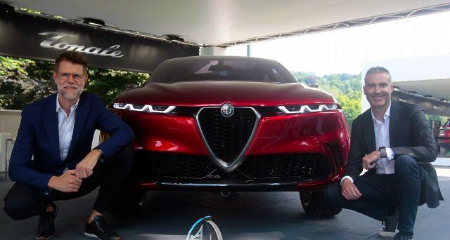 Alfa Romeo Tonale: il suv ottiene il primo premio della sua carriera che è appena cominciata