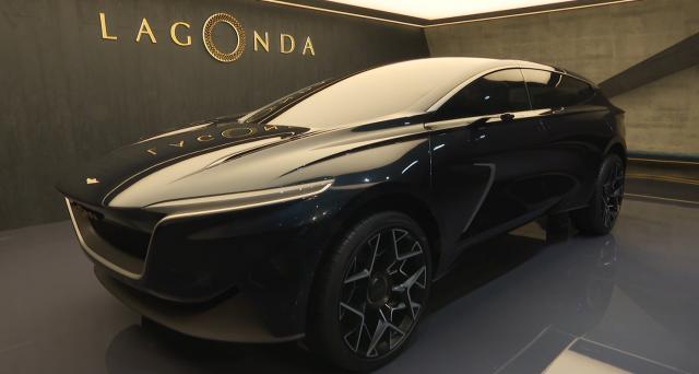 Per due giorni nel centro di Londra, Aston Martin Lagonda presenterà le sue tecnologie powertrain a emissioni zero
