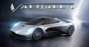 Aston Martin Lagonda mette in mostra i suoi powertrain a emissioni zero