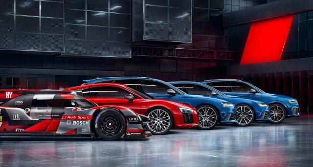 La divisione sportiva di Audi sta lavorando allo sviluppo dellaprossimaAudi R8