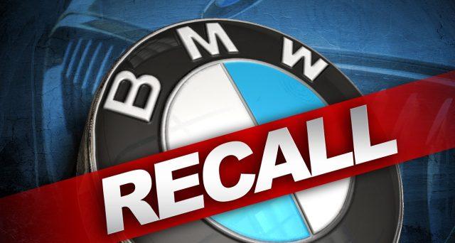 Un problema agli airbag per le ginocchia costringe BMW al richiamo di circa 5 mila auto
