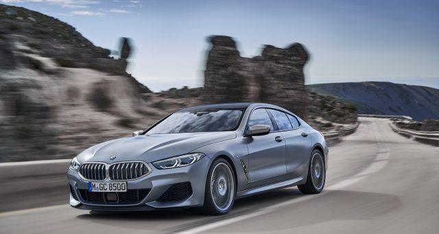La nuova BMW Serie 8 Gran Coupé e la nuova M8 Competition Coupé e Cabrio sono già in produzione al BMW Group Plant Dingolfing