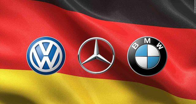 Daimler, Bmw, Volkswagen