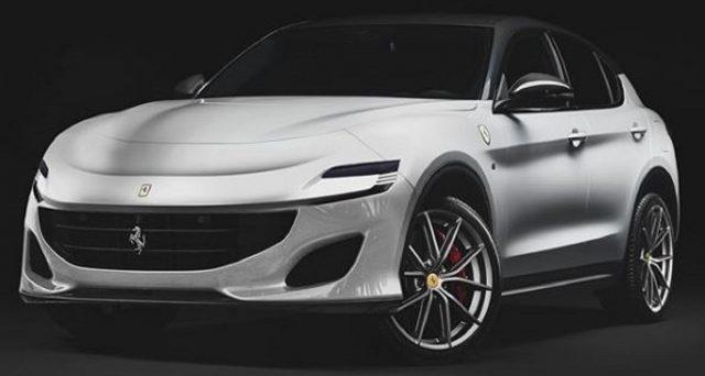 Ferrari Purosangue: nuovo render per il futuro suv del cavallino rampante che potrebbe debuttare nel corso del 2022