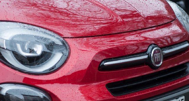 Continua lo sviluppo della nuova Fiat 500X Sport, sul web nuove foto