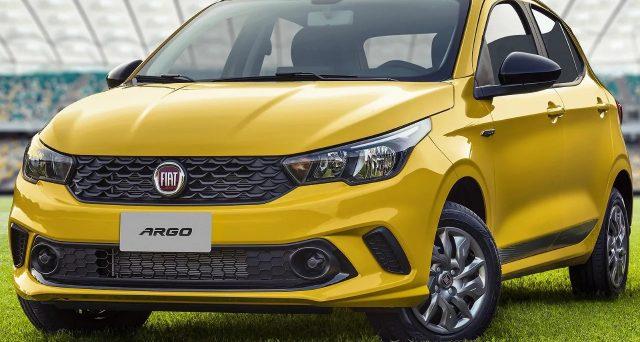 Fiat Argo Seleção è la nuova versione speciale in edizione limitata che la casa italiana ha lanciato sul mercato brasiliano come omaggio alla nazionale
