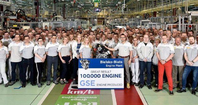 Fiat Chrysler: In Polonia raggiunto un importante traguardo, a Bielsko-Biala costruito il motore FireFly numero 100 mila