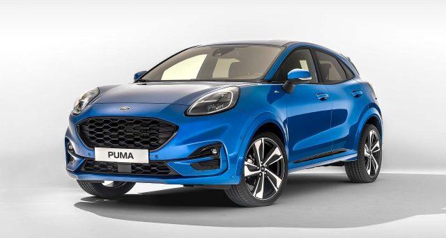 Il nuovo crossover Ford Puma è stato rivelato sul web dalla casa americana, ecco le prime immagini