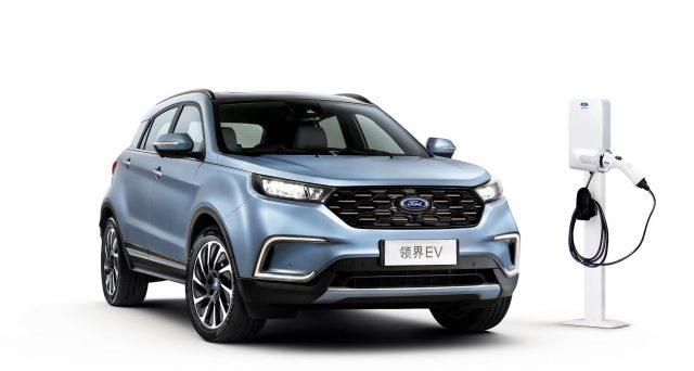 Ford Territory EV: il nuovo suv elettrico per la Cina è stato presentato dalla casa americana nelle scorse ore