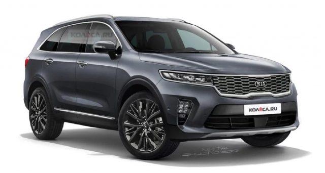 Kia Sorento: ecco come potrebbe essere la quarta generazione del celebre veicolo della casa automobilistica sud coreana