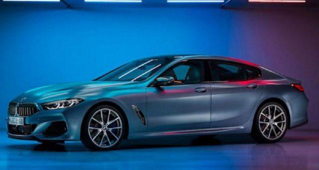 BMW Serie 8 Gran Coupé: trapelate in rete le prime foto senza veli del nuovo modello