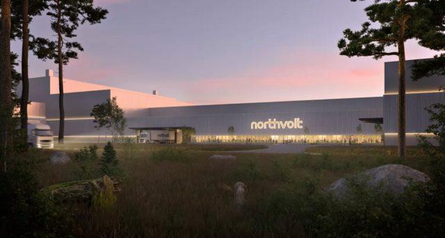 L'obiettivo è di creare la propria produzione di celle di batteria con la tecnologia Northvolt