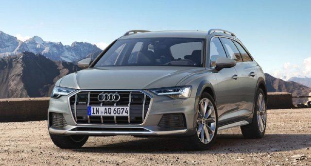 Audi A6 Allroad quattro: la vettura è stata finalmente presentata, il suo arrivo in Europa questa estate