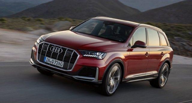 La nuova Audi Q7 è stata finalmente presentata, il suv porta con se importanti novità