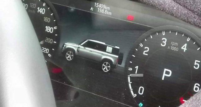 Da una diapositiva proveniente da un presunto briefing sarebbero trapelate le specifiche della nuova Land Rover Defender