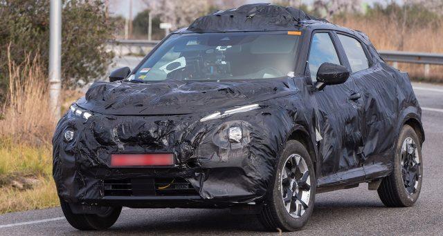 Nuova Nissan Juke: la futura generazione sarà presentata il prossimo anno, ecco quali saranno i principali cambiamenti