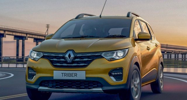 Renault ha aggiunto alla sua gamma di modelli un piccolo crossover a sette posti inferiore a 4000 mm di lunghezza che per il momento sarà venduto in India