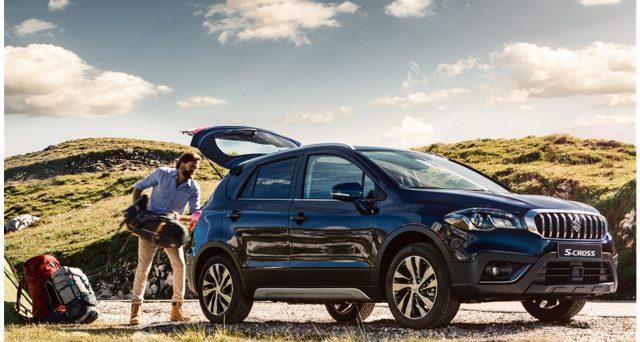 La Suzuki S-Cross raggiungerà presto il traguardo del mezzo milione di unità vendute in Europa