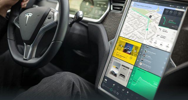 Tesla ha annunciato che man mano che le sue auto si diffonderanno in strada accoglieranno le app di terze parti