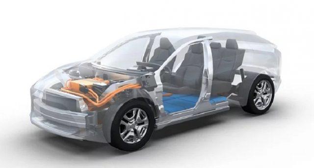 Toyota e Subaru hanno dichiarato di aver accettato di sviluppare congiuntamente una piattaforma per veicoli full-electric di medie e grandi dimensioni