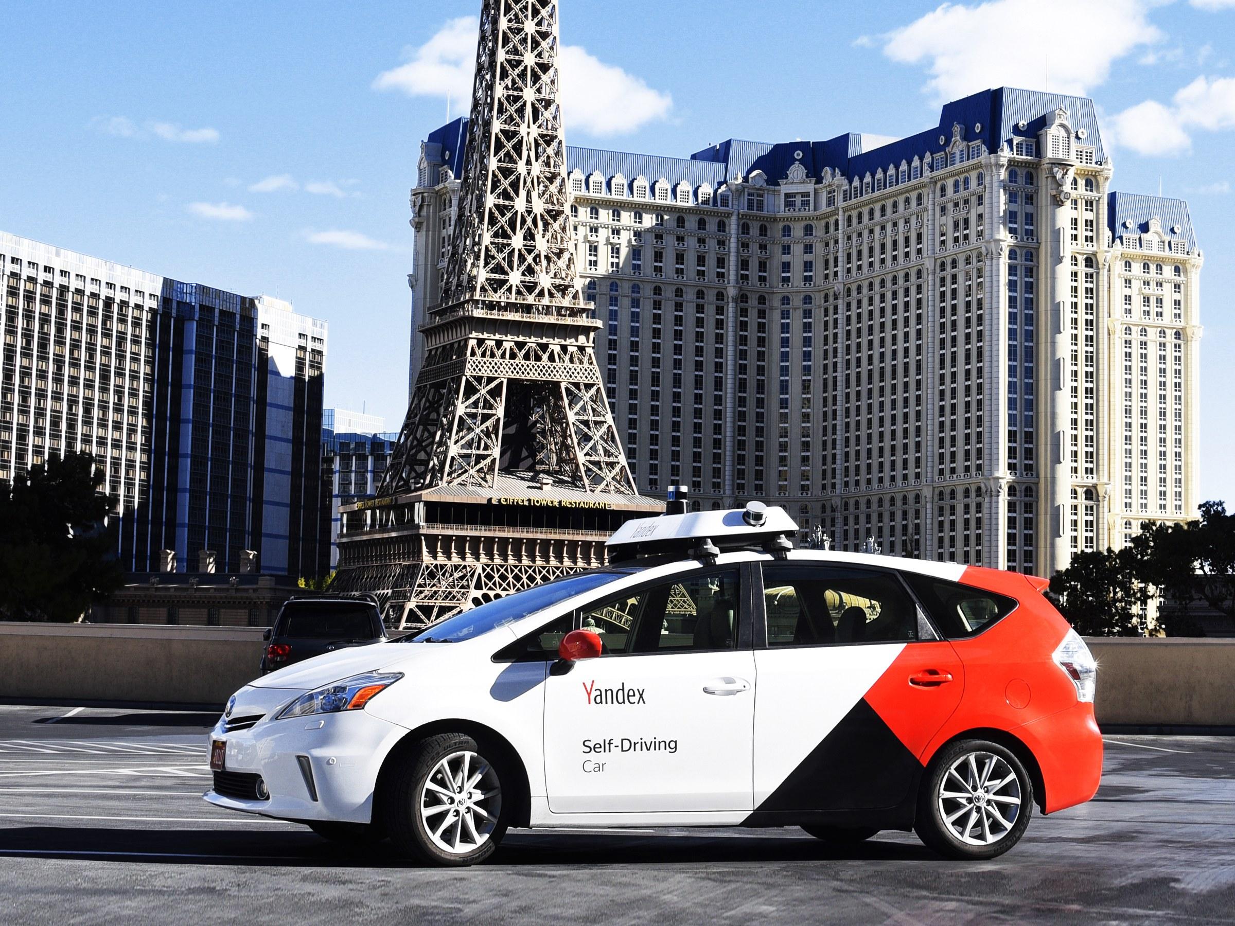 Yandex progetta un piano audace per le auto a guida autonoma