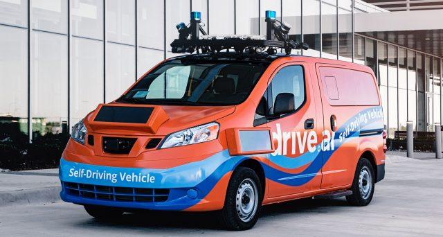 Apple: dagli USA arriva la notizia che la società di Cupertino ha acquistato la startup della guida autonoma Drive.AI