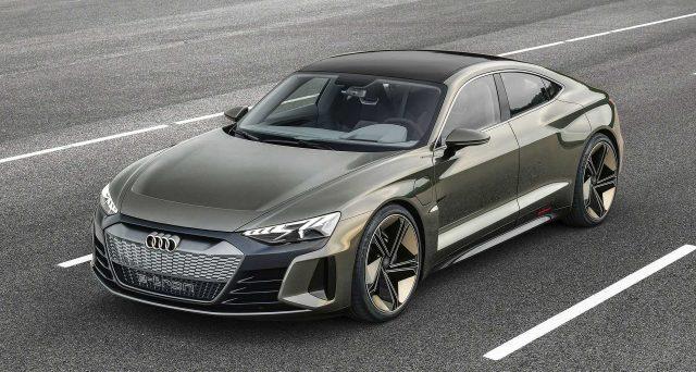 Nel corso del prossimo anno Audi introdurrà una versione RS della sua futura Audi e-tron GT