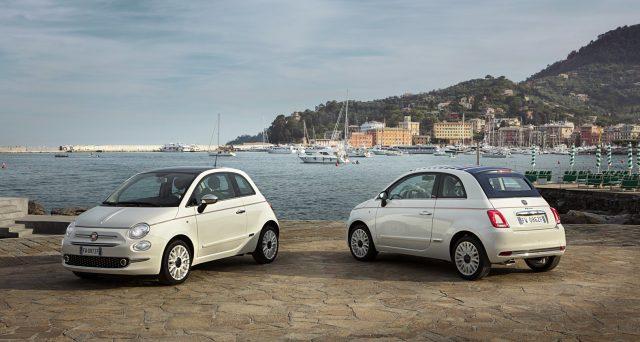 Fiat 500 Dolcevita: nuova edizione speciale dell'iconico modello presentato per festeggiare i suoi 62 anni di storia