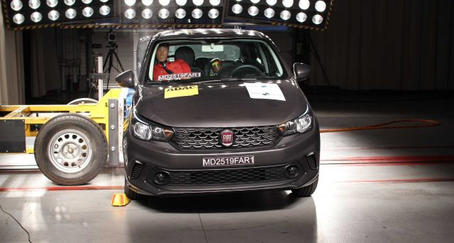 Fiat Argo e Cronos