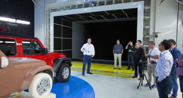 Fiat Chrysler ha mostrato per la prima volta tutto ciò che accade nella sua sede a Auburn Hills in Michigan