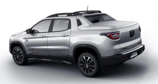 Fiat Toro Ultra sarà rilasciato nell'ultimo trimestre di quest'anno per essere poi messo in vendita agli inizi del 2020