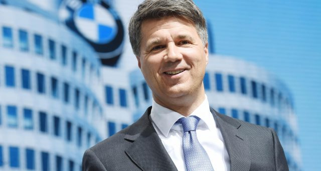 Il CEO della BMW, Harald Krueger, non si renderà disponibile per un'estensione del contratto dopo il 2020