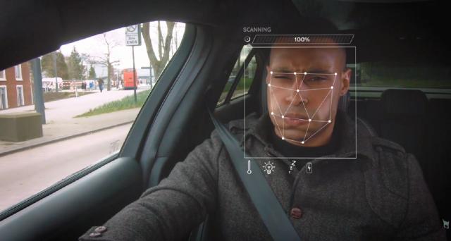 Attraverso la tecnologia dell'intelligenza artificiale Jaguar Land Rover sta preparando una tecnologia che monitora l'umore del guidatore