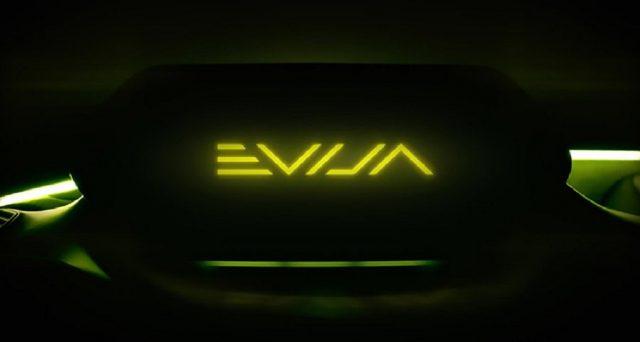 Lotus ha confermato che la sua hypercar elettrica farà il suo debutto il 16 luglio a Londra e che il suo nome sarà Lotus Evija