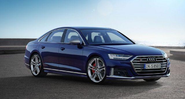Nuova Audi S8: prime immagini per la nuova versione dell'ammiraglia della casa automobilistica di Ingolstadt