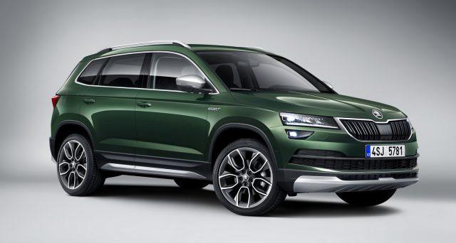 Skoda Karoq completa la gamma diesel con l'alternativa più potente, il motore TDI da 2,0 litri e 190 CV