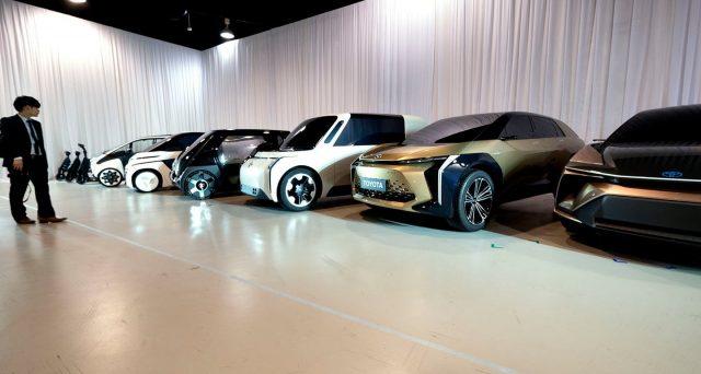 Toyota e la cinese BYD hanno annunciato lo sviluppo congiunto di berline e SUV elettrici per il mercato cinese sotto il marchio giapponese