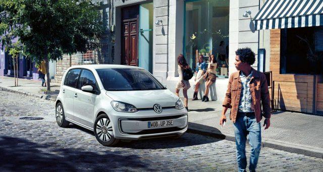 Le divisioni regionali Volkswagen di Norvegia e Paesi Bassi accettano già le prenotazioni per la nuova Volkswagen e-Up