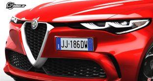 Alfa Romeo GTV sarà elettrica?