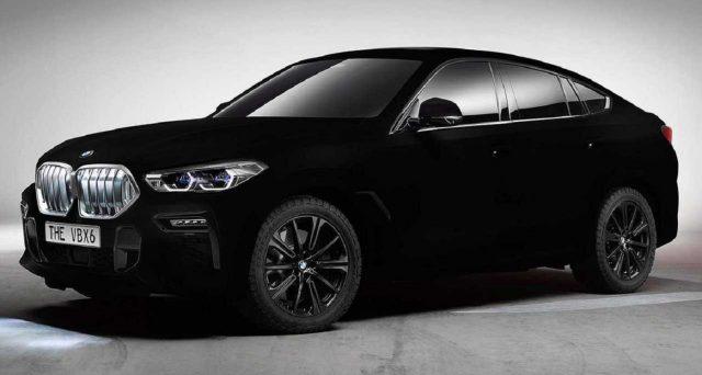 All'evento, BMW presenterà anche uno spettacolare veicolo unico con una finitura in vernice nanostruttura Vantablack VBx2