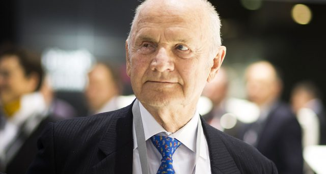 Ferdinand Piech, ex capo del gruppo Volkswagen e figura chiave dietro la crescita dell'azienda, è morto all'età di 82 anni