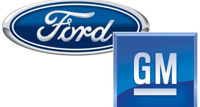 General Motors e Ford