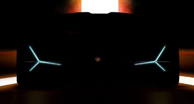Lamborghini svelerà un nuovo misterioso modello al Salone dell'auto di Francoforte