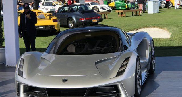 Gli ordini di Lotus Evija sarebbero già in doppia cifra secondo il CEO della casa inglese Phil Popham