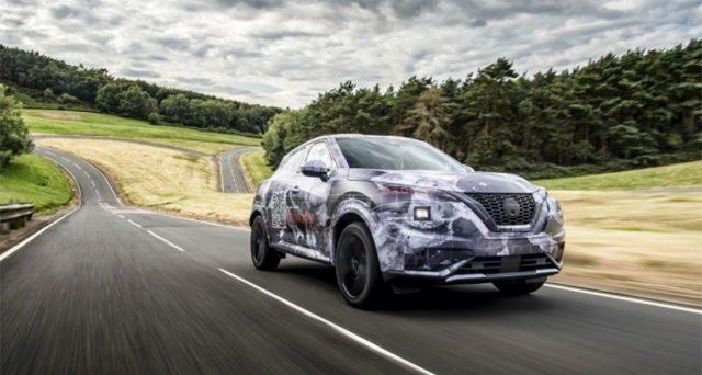 Nissan ha pubblicato sul web nelle scorse ore nuove immagini della futura generazione di Nissan Juke che sarà svelata il 3 settembre