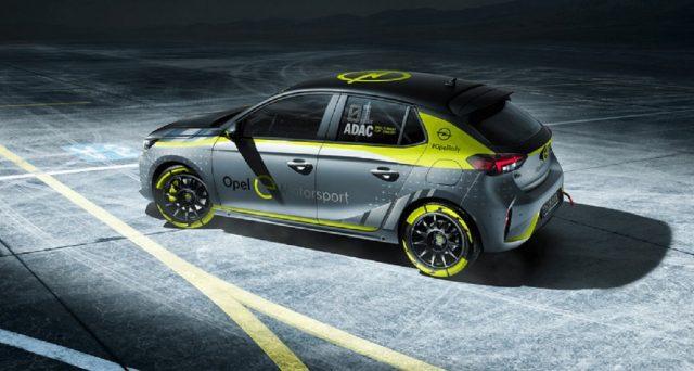 Opel ha annunciato l'anteprima mondiale di un'auto da rally a batteria basata sulla Opel Corsa-e per l'IAA